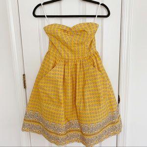 Girls from Savoy Bandana Print Fit n Flare Dress